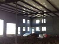 components-roof-Wright-Building-Nashville-TN-bag-n-sag-r30-insulation