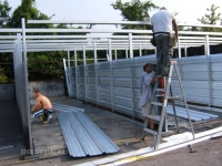 mini-storage-with-steel-framing-pbr-galalume-panels-for-partitions-nashville-tn