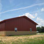 metal barn wright building