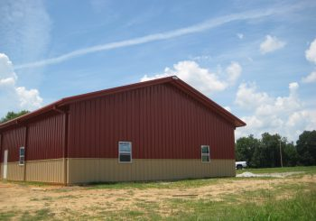 Metal Barn Price 36x72x12